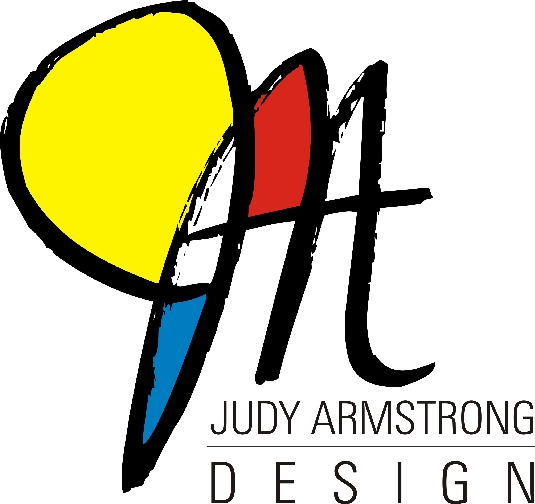 Judy Armstrong Design Identity